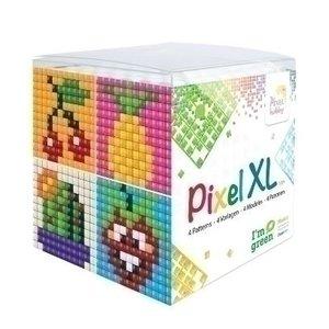 PixelHobby Pixel XL kubus set fruit 24105