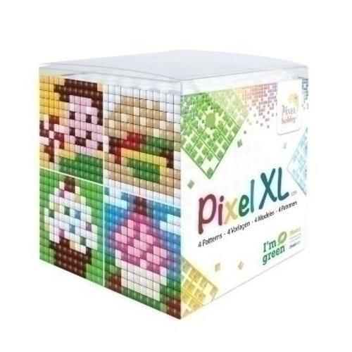PixelHobby Pixel XL kubus set Tussendoortje 24104