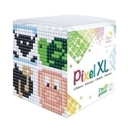 PixelHobby Pixel XL kubus set dieren III 24112