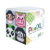 Pixel XL kubus set dieren II 24111