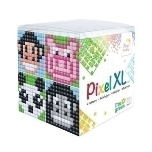 PixelHobby Pixel XL kubus set dieren II 24111