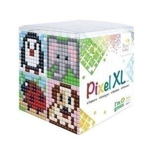 PixelHobby Pixel XL kubus set dieren I 24113