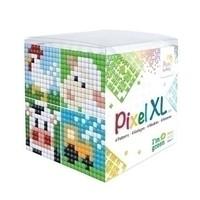 Pixel XL kubus set Boerderijdieren 24110