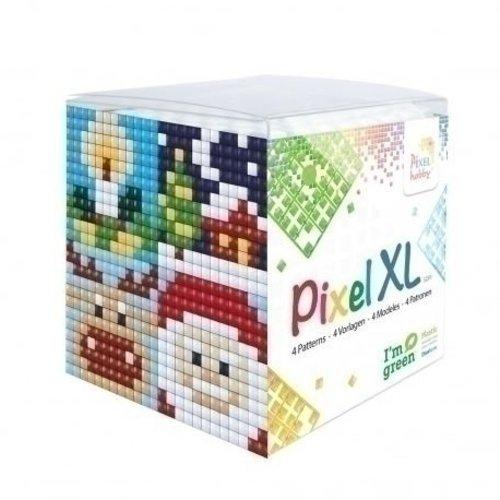 PixelHobby Pixel XL kubus set Kerst 24117
