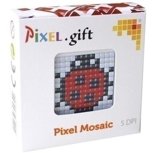 PixelHobby Pixelhobby XL startset Lieveheersbeestje