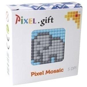 PixelHobby Pixelhobby XL startset Olifantje