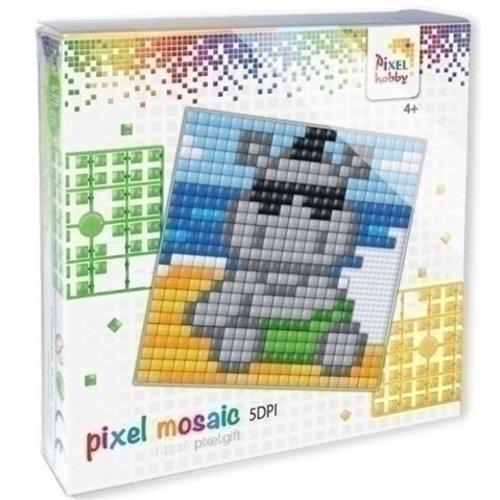 PixelHobby Pixelhobby XL set Nijlpaard