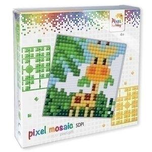 PixelHobby Pixelhobby XL set Giraffe