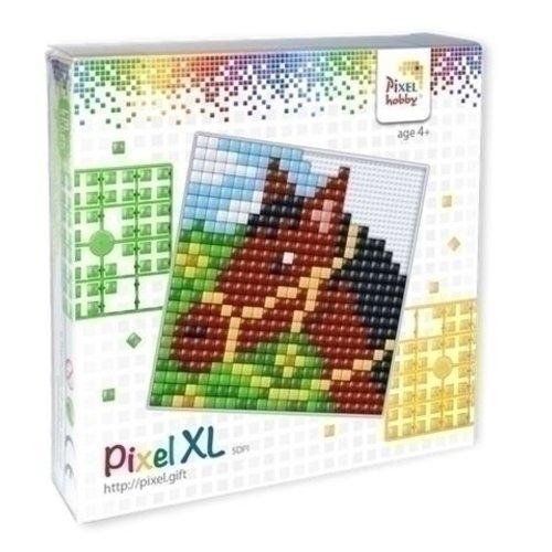 PixelHobby Pixelhobby XL set Paard