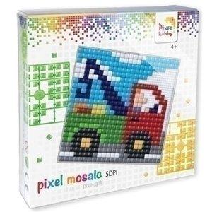 PixelHobby Pixelhobby XL set Vrachtauto