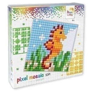 PixelHobby Pixelhobby XL set Zeepaardje