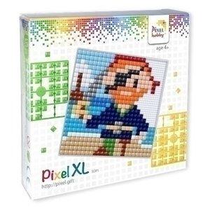 PixelHobby Pixelhobby XL set Piraat