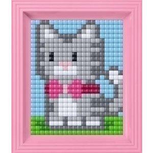 PixelHobby Pixelhobby XL Kitten 2 geschenkset 12063