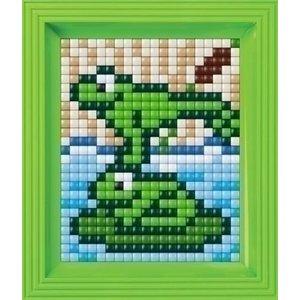 PixelHobby Pixelhobby XL Kikkers geschenkset