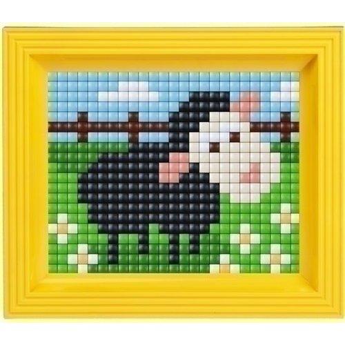 PixelHobby Pixelhobby XL set Zwart Schaap geschenkverpakking