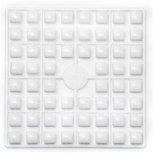 PixelHobby Pixelmatje XL Wit nr 100