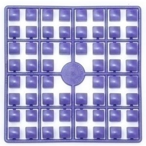 PixelHobby Pixelmatje XL donkerpaars nr 148
