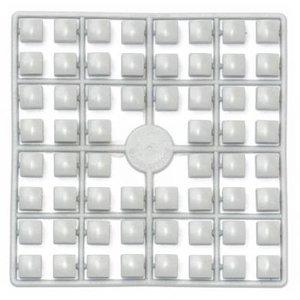 PixelHobby Pixelmatje XL lichtgrijs nr 277