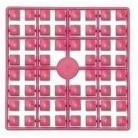Pixelmatje XL framboosroze nr 435