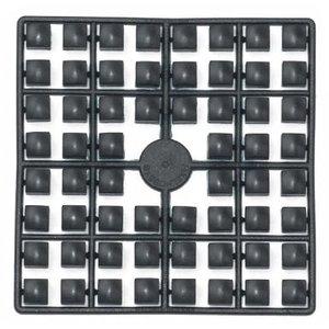 PixelHobby Pixelmatje XL zwart nr 441