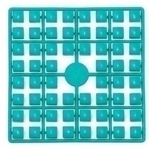 PixelHobby Pixelmatje XL Zeegroen nr 499