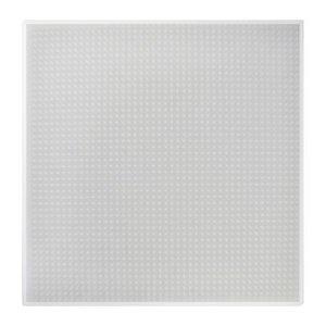 PixelHobby Pixelhobby basisplaat flexibel 12 x 12 cm met rand