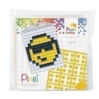 Pixelhobby Medaillon Startset Smiley 23022