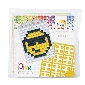 PixelHobby Pixelhobby Medaillon Startset Smiley 23022