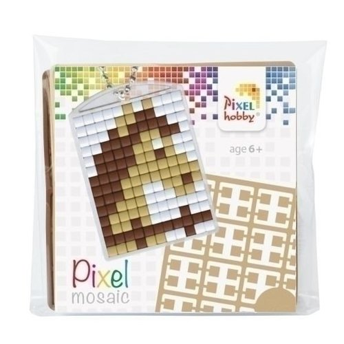 PixelHobby Pixelhobby Medaillon Startset Paard 23025