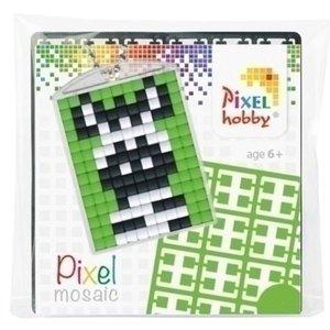 PixelHobby Pixelhobby medaillon startset Zebra
