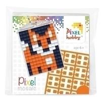 Pixelhobby medaillon startset Vos