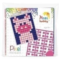 Pixelhobby medaillon startset Varkentje
