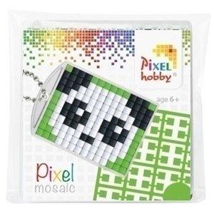 PixelHobby Pixelhobby medaillon startset Panda
