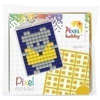 Pixelhobby medaillon startset Muis