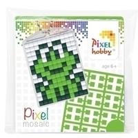 Pixelhobby medaillon startset Kikker