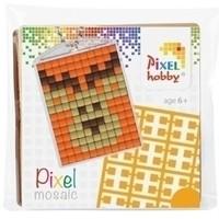 Pixelhobby medaillon startset Hertje