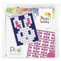 Pixelhobby medaillon startset Haasje