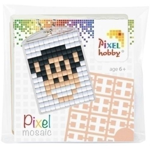 PixelHobby Pixelhobby medaillon startset Aap