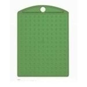 PixelHobby Pixelhobby medaillon groen transparant