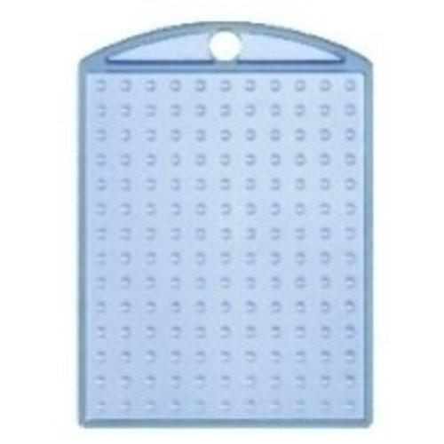 PixelHobby Pixelhobby medaillon blauw transparant
