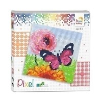 Pixel Set Vlinder 44011