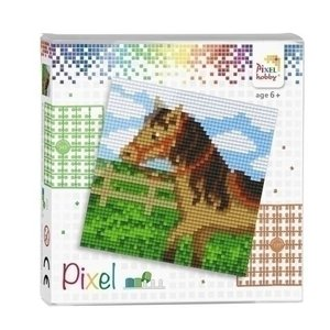 PixelHobby Pixel Set Paard 44016