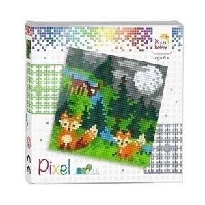 PixelHobby Pixel Set In het bos 44010