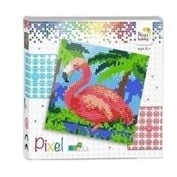 Pixel Set Flamingo 44014