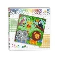 Pixel Set Jungle 44001