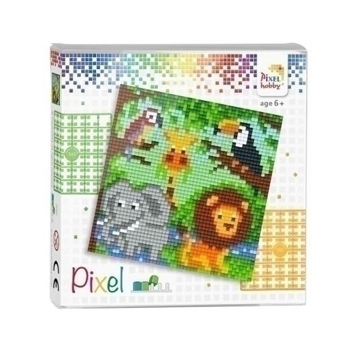 PixelHobby Pixel Set Jungle 44001