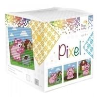 Pixel kubus Varkens 29014