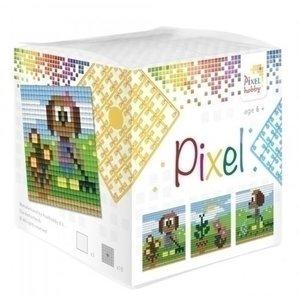 PixelHobby Pixel kubus Tuinieren 29012