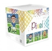 PixelHobby Pixel kubus Tennis 29011