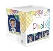 PixelHobby Pixel kubus Op de maan 29013